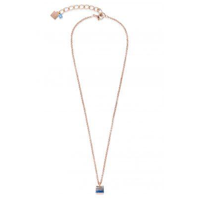 Coeur de Lion 4958/10-0700 Ladies´ Necklace Blue 4251588302338