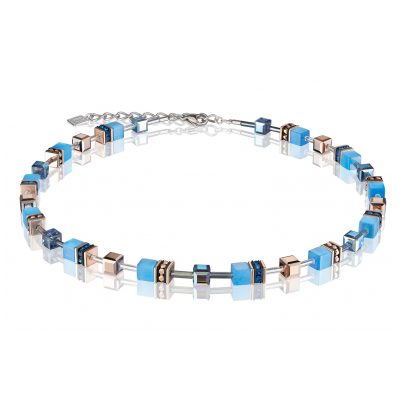 Coeur de Lion 4016/10-0700 Damen-Halskette Türkis 4251588303007