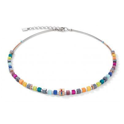 Coeur de Lion 5009/10-1500 Damen-Kette Multicolor 4251588311859