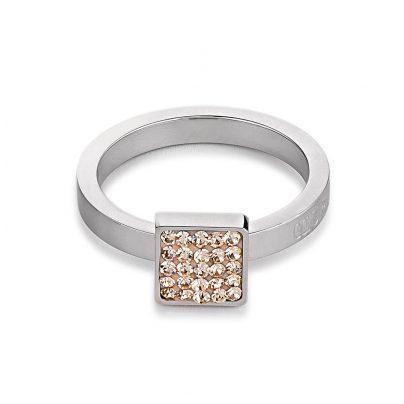 Coeur de Lion 0117/40-225 Ladies Ring Peach