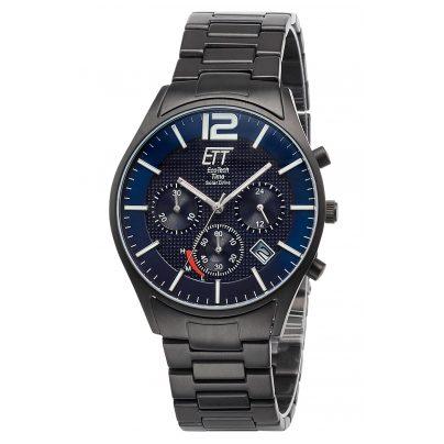 ETT Eco Tech Time EGT-12048-31M Herrenuhr Solar Chronograph Titan 4260503034636