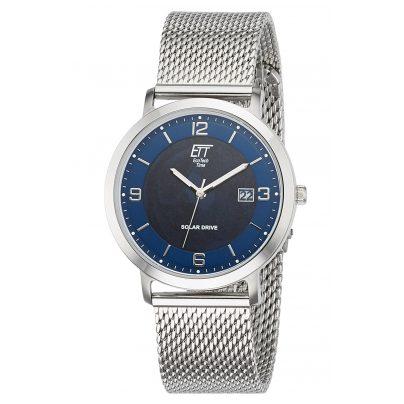 ETT Eco Tech Time EGS-12079-32M Herren Solar-Armbanduhr Sahel 4260503034926
