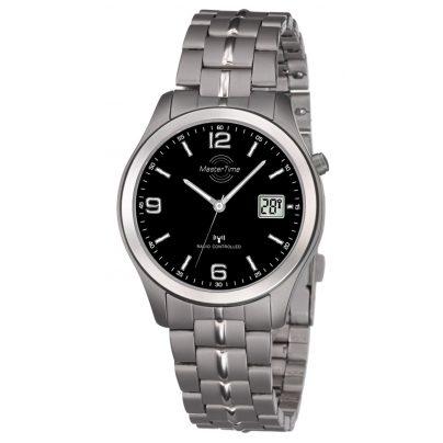 Master Time MTGT-10349-22M Herren-Funkuhr Expert Titan 4260091354482