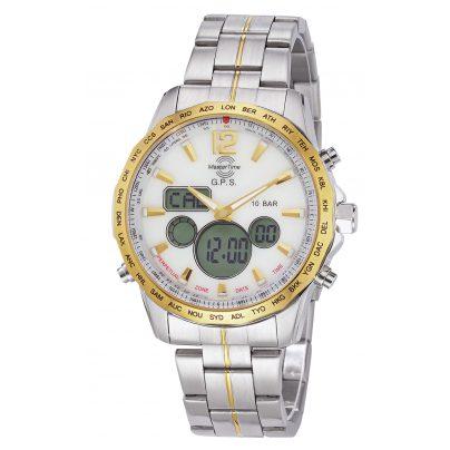Master Time MTGS-10556-12M GPS Satellite Wave Herrenuhr 4260411158066