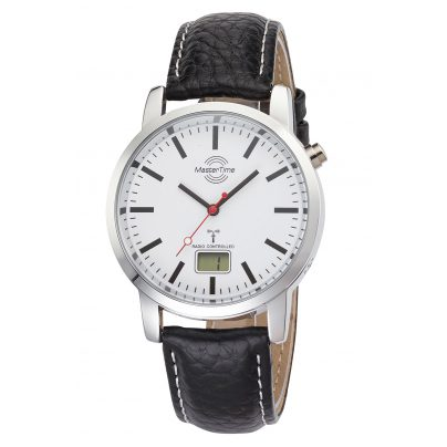 Master Time MTGA-10592-20L Basic Funk-Herrenuhr 4260503030553