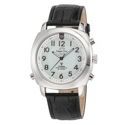 Master Time MTGA-10632-10L Sprechende Funkuhr 4260503031956