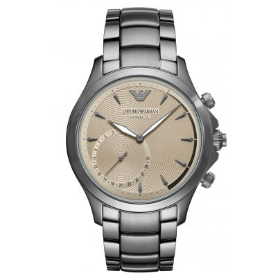 Emporio Armani Connected ART3017 Hybrid Mens Smartwatch 4053858984806