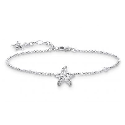 Thomas Sabo A1756-051-14 Ladies Bracelet Starfish 4051245364156