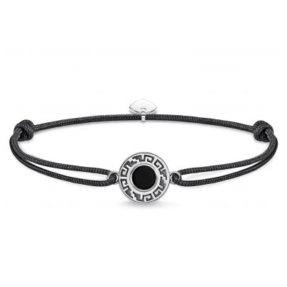 Thomas Sabo LS060-505-11 Armband Little Secret Ornament Schwarz 4051245376524