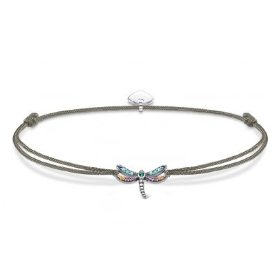 Thomas Sabo LS073-298-7-L20v Armband Little Secret Libelle 4051245432541