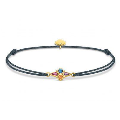 Thomas Sabo LS076-300-7-L20v Armband Little Secret Farbige Steine 4051245432558