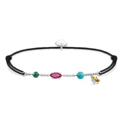 Thomas Sabo LS079-965-7-L20v Armband Little Secret Farbige Steine 4051245432589