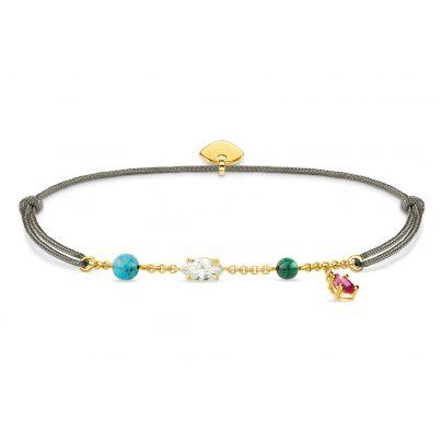 Thomas Sabo LS080-995-7-L20v Armband Little Secret Farbige Steine 4051245432602