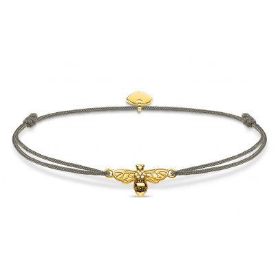 Thomas Sabo LS081-379-7-L20v Armband Little Secret Biene 4051245432572