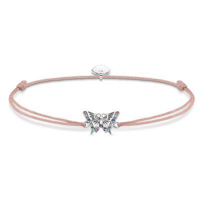 Thomas Sabo LS082-640-7-L20v Armband Little Secret Schmetterling 4051245432596