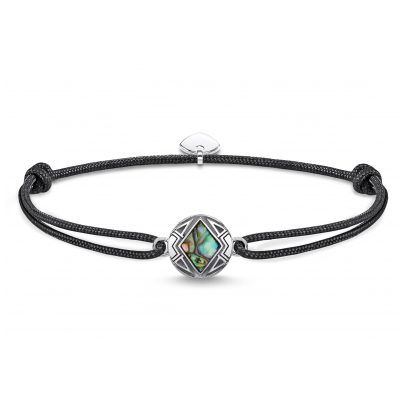 Thomas Sabo LS084-907-11-L22v Bracelet Little Secret Coin Abalone Mother-of-pearl 4051245432626