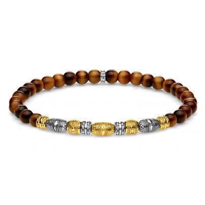 Thomas Sabo A1921-966-2 Bead-Armband Talisman Bicolor Goldfarben