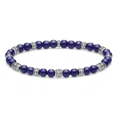 Thomas Sabo A1923-531-1 Bead-Armband Talisman Blau