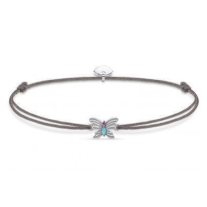 Thomas Sabo LS107-965-5-L20v Women's Bracelet Little Secret Butterfly 4051245481204