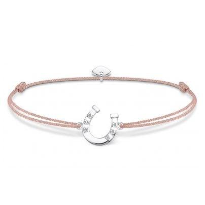 Thomas Sabo LS114-173-19-L20v Women's Bracelet Little Secret Horseshoe 4051245481273