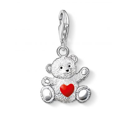 Thomas Sabo 0680-007-10 Charm Pendant Charity Bear 9120701015569