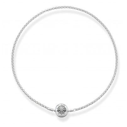Thomas Sabo KK0001-001-12 Halskette für Karma Beads