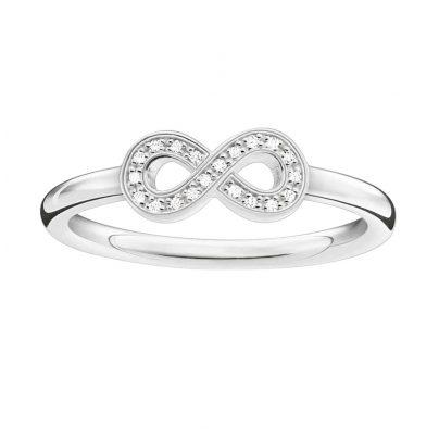 Thomas Sabo D_TR0001-725-14 Ladies Ring Infinity