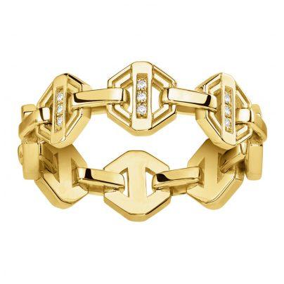 Thomas Sabo D_TR0037-924-14 Damen-Ring Vintage Gold