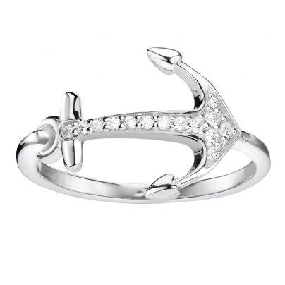 Thomas Sabo TR2234-051-14 Damen-Ring Anker
