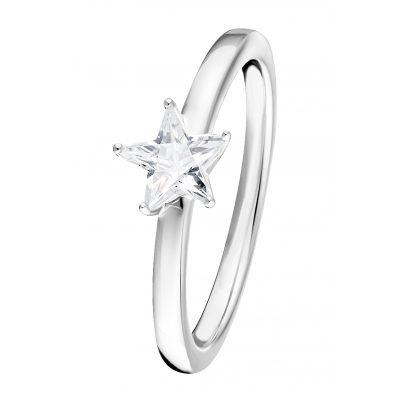 Thomas Sabo TR2270-051-14 Silber Damen-Ring Funkelnder Stern