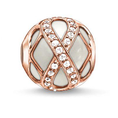 Thomas Sabo K0175-841-14 Infinity-Bead Rosé 4051245201376