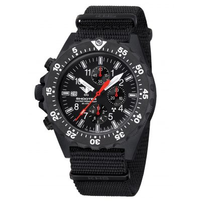 KHS KHS.SH2CF.NB Men's Watch Shooter MKII Chronograph 4260654090468