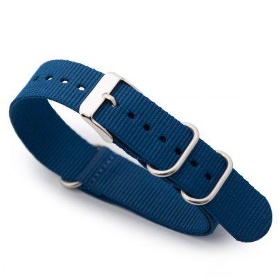 svalbard NS12 Nato Watch Strap Blue 5060380324917