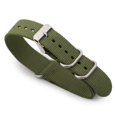 svalbard NS18 Nato Uhrenarmband Oliv 5060380324962