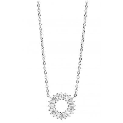 Sif Jakobs Jewellery SJ-C0162-CZ Halskette Antelle Circolo 5710698048127