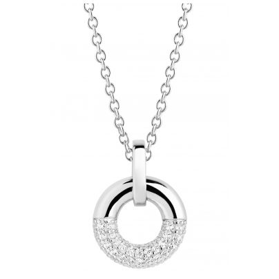 Sif Jakobs Jewellery SJ-P2998-CZ-45 Ladies' Necklace Cannara Silver 5710698068330