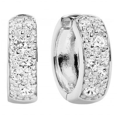 Sif Jakobs Jewellery SJ-E1059-CZ Damen-Ohrringe Novara Circolo 5710698056399