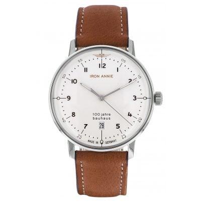 Iron Annie 5046-1 Men's Watch 100 Jahre Bauhaus 4041338504613