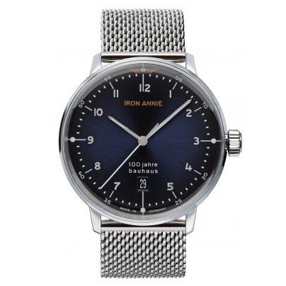 Iron Annie 5046-M3 Armbanduhr 100 Jahre Bauhaus 4041338504682