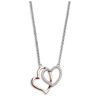 Xenox XS2776R Damen Silber-Halskette Love Story 9010050000081