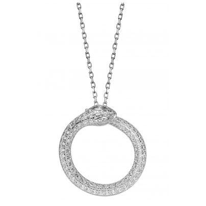Xenox XS4236 Silber-Collier für Damen Paradise 9010050064670