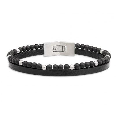 Xenox X4508 Herrenarmband Leather & More 9010050044153