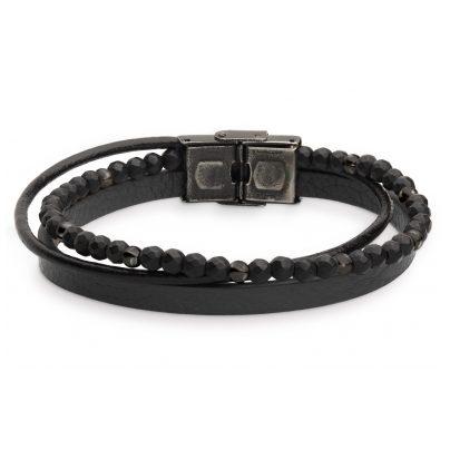 Xenox X4522 Herren-Armband Leather & More 9010050055340