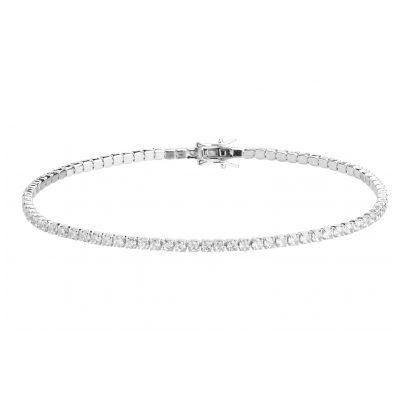 Xenox XS1726/M Damenarmband Glamour Match Silber