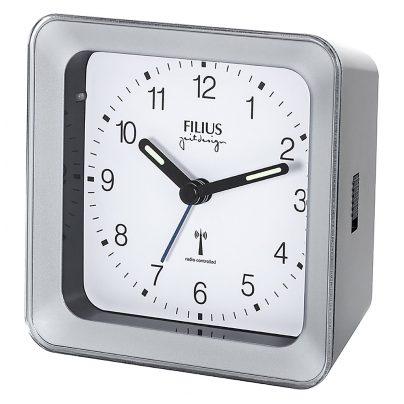 Filius 0522-19 Radio-Controlled Alarm Clock 4045346095835