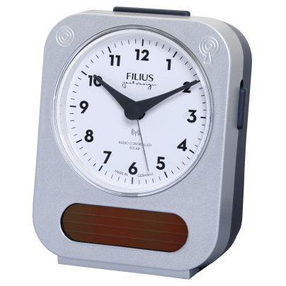 Filius 0543-19 Radio-Controlled Solar Alarm Clock 4045346111436