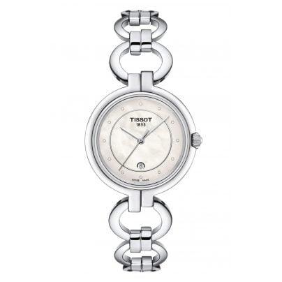 Tissot T094.210.11.116.00 Damen-Armbanduhr Flamingo 7611608285558