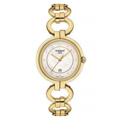 Tissot T094.210.33.116.00 Damen-Armbanduhr Flamingo 7611608285572