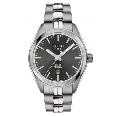 Tissot T101.210.44.061.00 Ladies' Wristwatch PR 100 Titanium Lady 7611608278499
