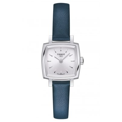 Tissot T058.109.16.031.00 Ladies Watch' Lovely Square 7611608288245